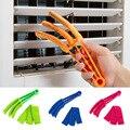 Destacável Escova De Microfibra Cegos Escova de Limpeza de Ar-condicionado
