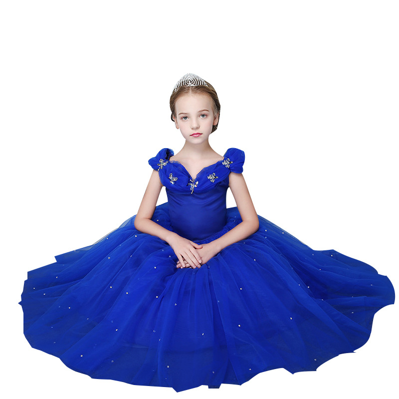 2018 new childrens dress girls dress gown wedding dress princess dress little girl princess dress  christmas dress2018 new childrens dress girls dress gown wedding dress princess dress little girl princess dress  christmas dress