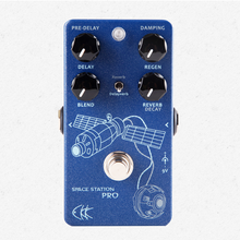 Guitar CKK Delay Reverb