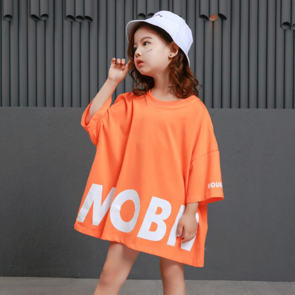 Kid Hip Hop Clothing Casual T Shirt Tops Performance Pants Girls Boys Jazz Dance Wear Costumes Ballroom Dancing Clothing Wear