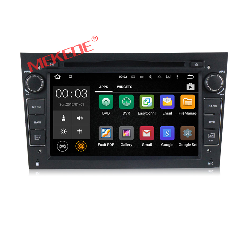 1024*600 HD screen android7.1 car multimedia player for ...