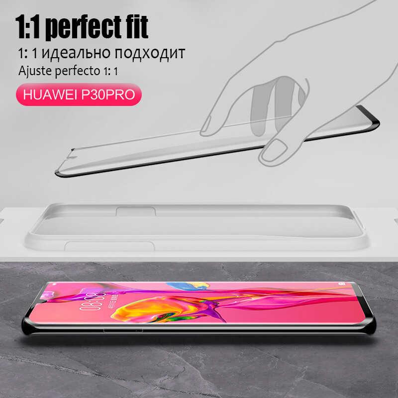 11D полное покрытие из закаленного стекла для huawei P30 Pro P20 Lite P Smart 2019 Защитная пленка для экрана для mate 20 Pro 10 Lite стекло
