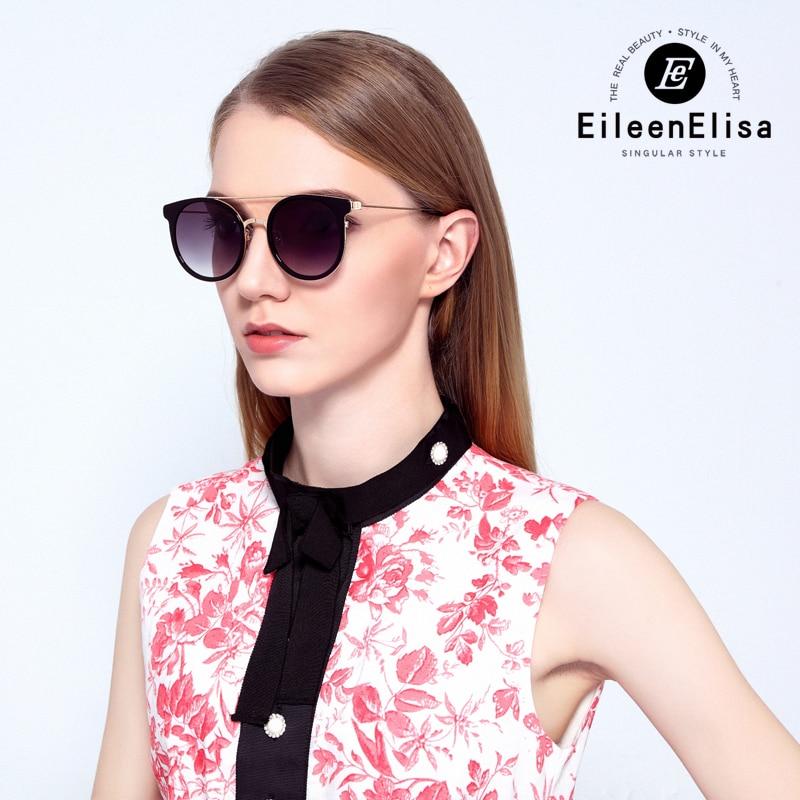 ⓪EE круглый Солнцезащитные очки для женщин Для женщин Брендовая ... d855368667b