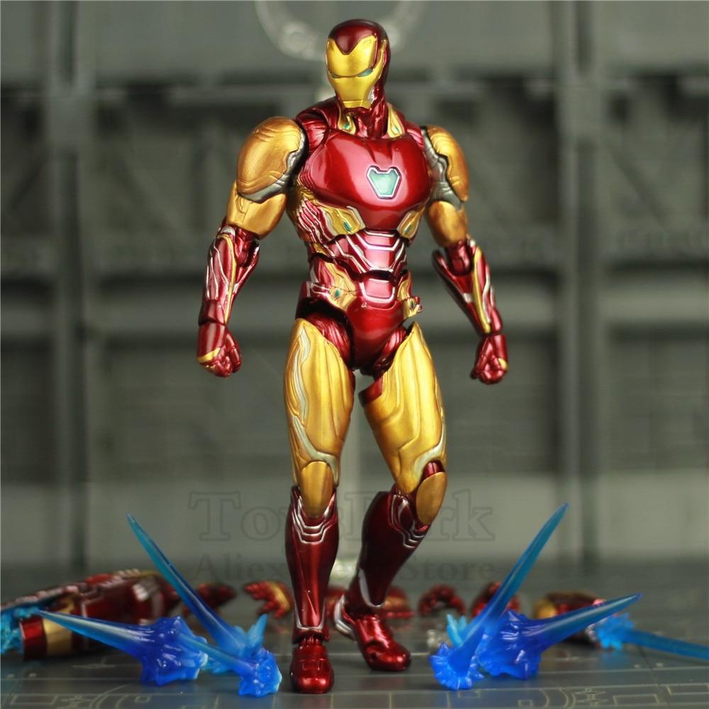 Marvel Avengers 4 Endgame Iron Man MK85 6