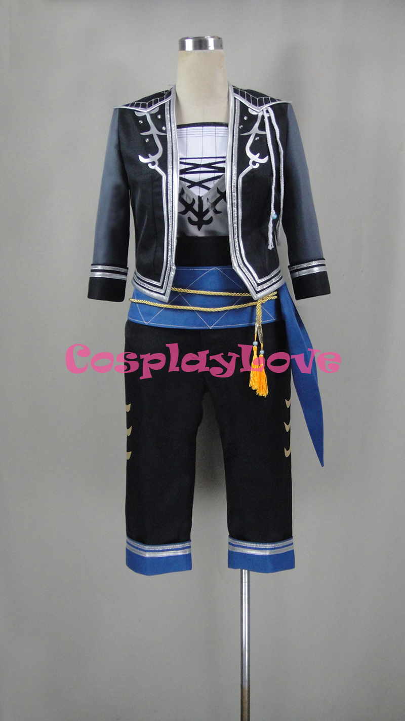 Ensemble étoiles épée saut Izumi Sena Cosplay Costume sur mesure Halloween noël