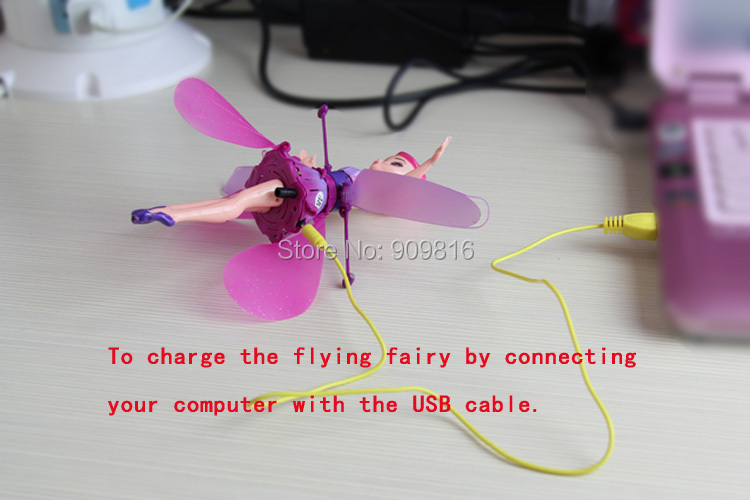 DIY Flying Fairy 03