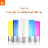 Original Xiaomi Yeelight Smart Lights Indoor Bed Bedside Lamp 16 Million RGB Lights Touch Control Bluetooth