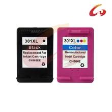 Для hp301XL CH563EE CH564EE картридж Совместимый для HP Deskjet 1050 2050 2050 s 3050 4500 4502 4504 5530 5532 5539