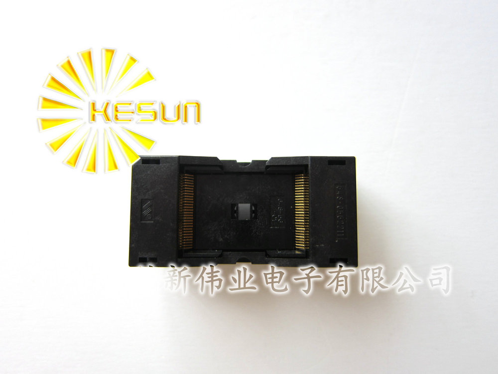 100% NEW  648-0562211 TSOP56 IC Test Socket / Programmer Adapter / Burn-in Socket   648-0562211-A01100% NEW  648-0562211 TSOP56 IC Test Socket / Programmer Adapter / Burn-in Socket   648-0562211-A01