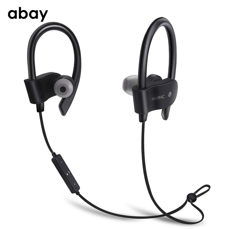 Bluetooth wireless Earphone with Mic sport Hifi super Bass true waterproof headphones Headset Stereo Earbuds for Moblie phone