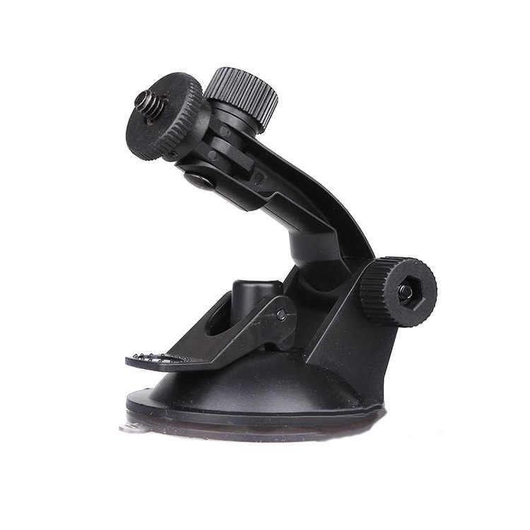 Tripod Heads Sucker Holder Vehicle-mounted for Car GPS Camera DVR gopro