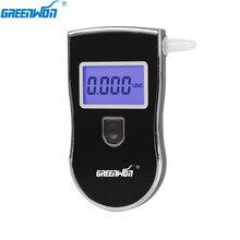Цифровой алкотестовый анализатор дыхания, детектор, алкотестер, Тестер дыхания