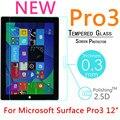"""Для Microsoft Surface Pro 3 12 """"9 H 0.3 мм Закаленное Стекло Фильм Закаленное Tablet PC Взрывозащищенные Экран защитная Крышка"""