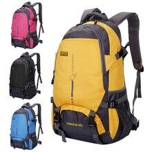 LEZAIJIONGTU Outdoor Professional Sports Backpack Riding Rucksacks Bicycle Road Bag Bike Camping Hiking Backpack For Men Women