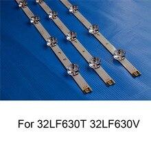Brand New LED Backlight Strip For LG 32LF630V 32LF630T TV Repair Strips Bars A B TYPE 6 Lamps Original Quality