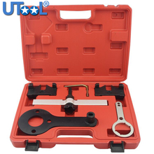 Special Engine Camshaft Timing Tools Set Engine Timing Locking Tool Kit For BMW N63 S63 N74 auto engine camshaft locking alignment timing tool car repair garage tools kit for vw audi vag 2 4 3 2 fsi v6 v8 v10 at2070