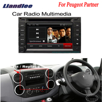 Car Android GPS Navigation Radio For Peugeot Partner 2008~2013 TV DVD Player Audio Video Stereo Multimedia System