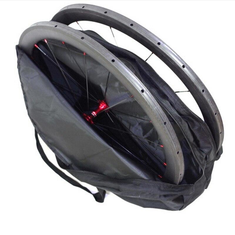 700C vélo de route Double roue sac haute résistance Durable étanche sac à main sac de vélo pour roues de vélo de route livraison gratuite