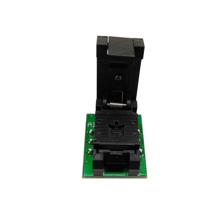 SOT23-3-0.95 à clapet Pogo broche sonde Test prise SOT23-3-0.95-CP01PNL programmation prise pas 0.95 puce taille 1.3*2.8mm