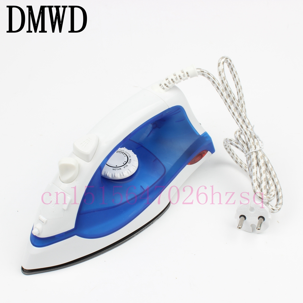 DMWD Household steam iron Hotel Ironing machine handheld hanging type electric iron strong steam 1200W 2016 new arrival hongkong goodway household handheld electric steam iron g 968stj wathet blue