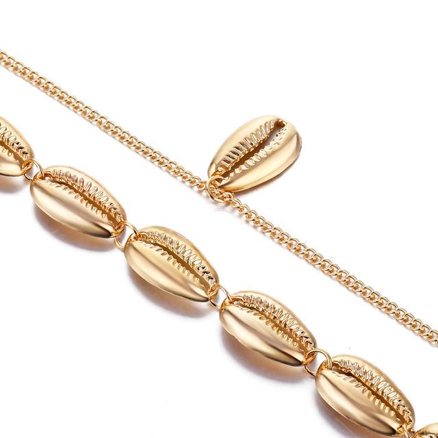 Hawaiian Shell Necklace