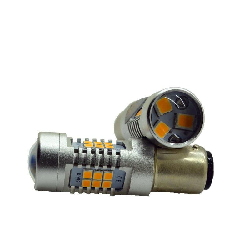 10 Pcs S25 1156 P21W BA15S 21 SMD LED Auto Brake Light Backup Reverse Bulb Rear Direction Indicator Carstyling 12V/24V LED Light прицеп на три оси штора