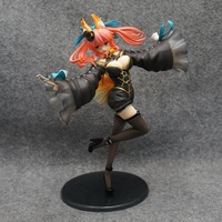 Anime Figure 21CM Fate Extra CCC Caster Tamamo no Mae 1/7 Scale Sexy Painted PVC Figure Collectible Model Toy Gift