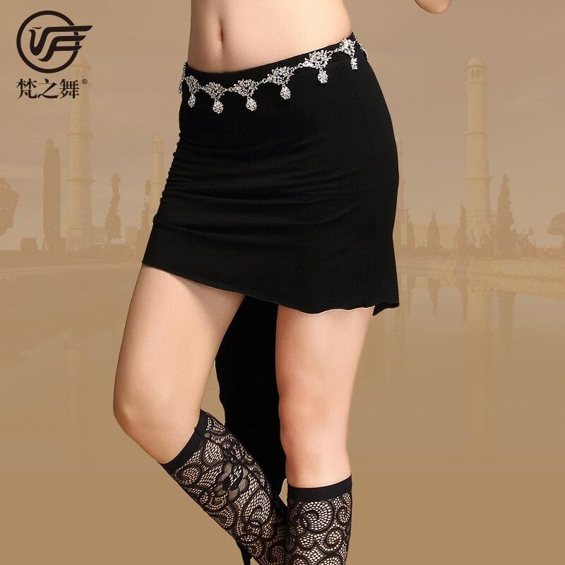 2018 new Women Dancewear Belly Dance Costume Skirt Girls Belly Dance Clothing for Sale Q708