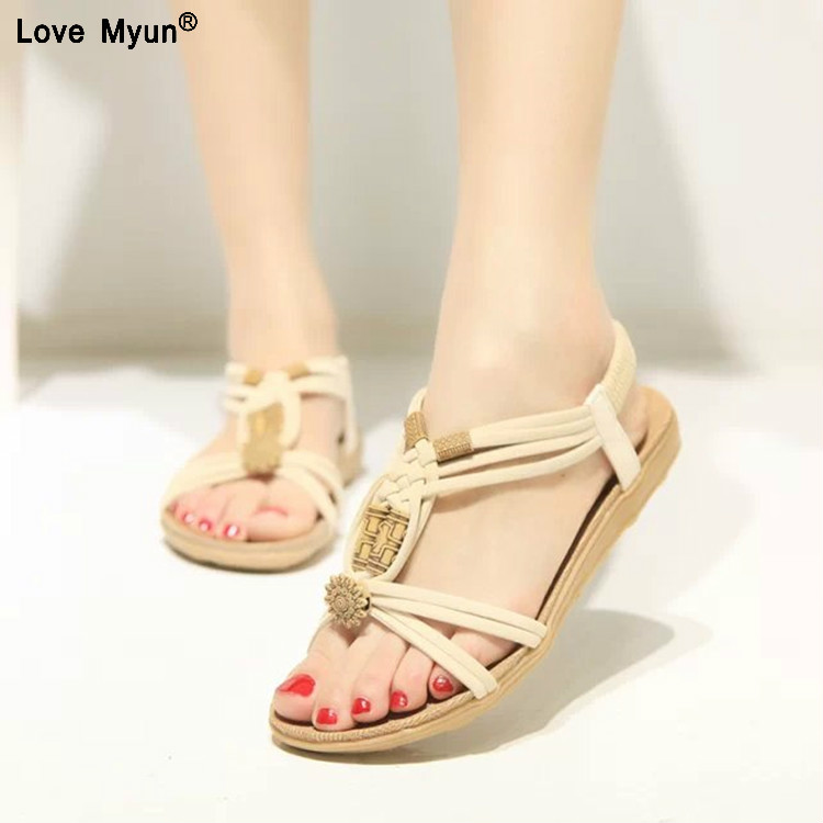 women's sandals summer fashion women flats casual shoes Woman flip flops beach Zapatos mujer Gladiator solid creative 3d print designer shoes men s beach flip flops casual flat sandals zapatos mujer fashion sandals slipper for men retail