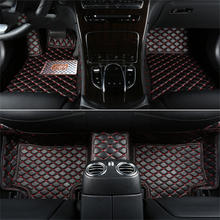 For Mazda 3 Mazda 3 Second Gen 2009 2010 2011 2012 Right & Left Hand Drive Car front rear Floor Mat carpets Pad cover