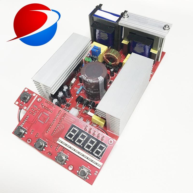 Kit de générateur ultrasonique de 200 W 28 KHz pour l'alimentation d'énergie d'entraînement de transducteur ultrasonique-in Pièces de nettoyeur ultrason from Appareils ménagers    2