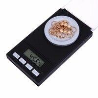 50g/0.001g Balances Électroniques LCD Numérique Échelle 0.001g Bijoux Herbes Médicinales Portable Mini Laboratoire Poids Milligram échelle