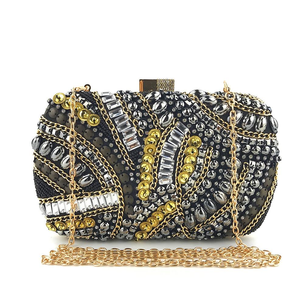 Clutch Purse Evening Bags Clutches Womens New Design 2019 Popular Summer Fashion