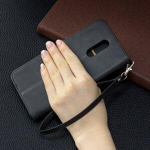 Image 4 - Caixa de couro do vintage para lg g6 g7 stylo 5 4 k50 q60 k8 k10 g8 thinq g8s capa flip suporte de cartão carteira magnética telefone casos