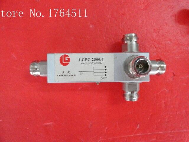 [BELLA] LGPC-2500/4 1.71-2.5GHz A Four Divider N