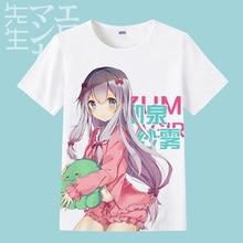 Eromanga Sensei T-Shirt – Navy Blue