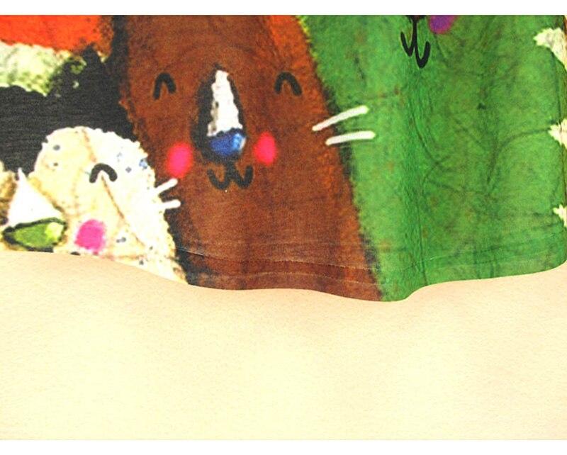 Новинка граффити pattern кот женский футболка новая мода женщин конструктора топы тис свободная стиль летнее платье свободное падение груза