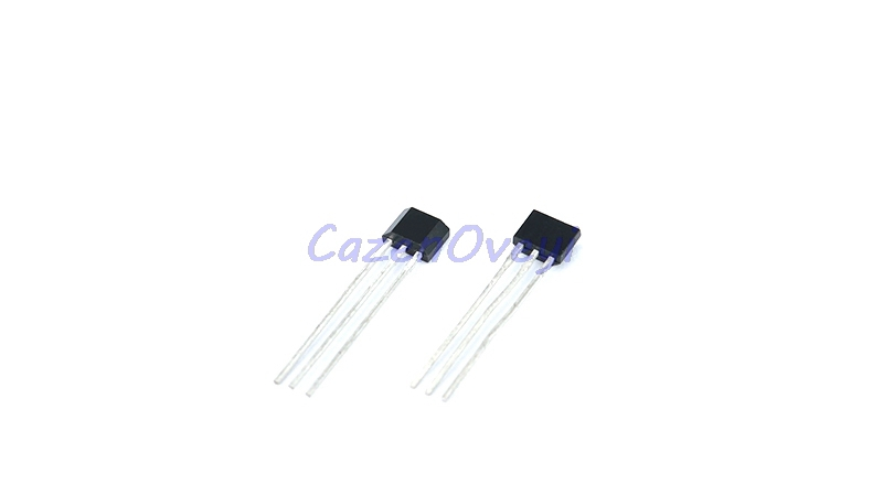 10pcs/lot AH3503 UGN3503UA UGN3503 3503 TO-92 Casing Linear Hall Effect Sensor Hall Sensor Motor In Stock