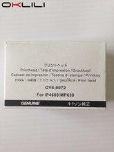 ОРИГИНАЛ QY6-0072-000 QY6-0072 Печатающая Головка Печатающая Головка Головка Принтера для Canon iP4600 iP4680 iP4700 iP4760 MP630 MP640