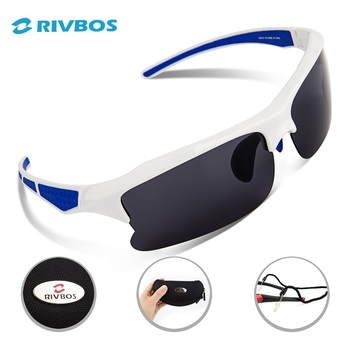 RIVBOS Oculos Ciclismo Cycling Tactical Glasses Men Women Gafas Ciclismo Bicycle Bike Sports Cycling Sunglasses Eyewear RB0302