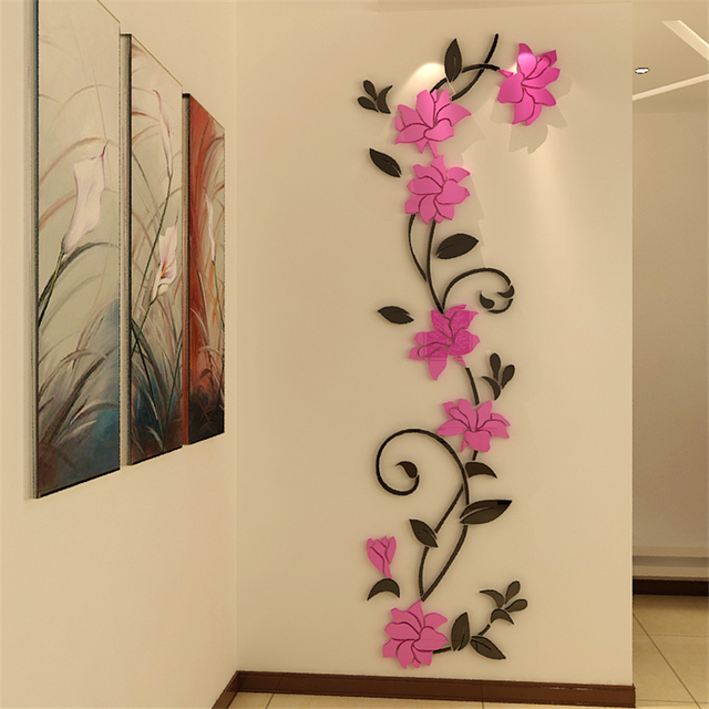 Modern Wall Stickers For Living Room Living Room Design Inspirations - Wall decals hallway