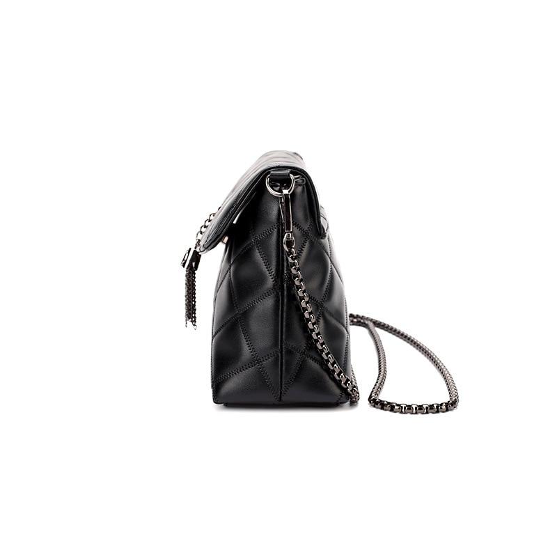 Women Messenger Bags Quilted Leather Women Bag Chain Cross-body Handbags Women's Handbag Brand Lady Shoulder bag WLHB1399