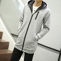 2016 Autumn  New  Fashion  men's  Windbreaker  large size  M-5XL  3 color men's coat