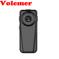 Volemer Mini Camera T50 Full HD 1080P Infrared Night Vision Wide Angle Digital Voice Video Recorder DVR Camera Micro Web Camera