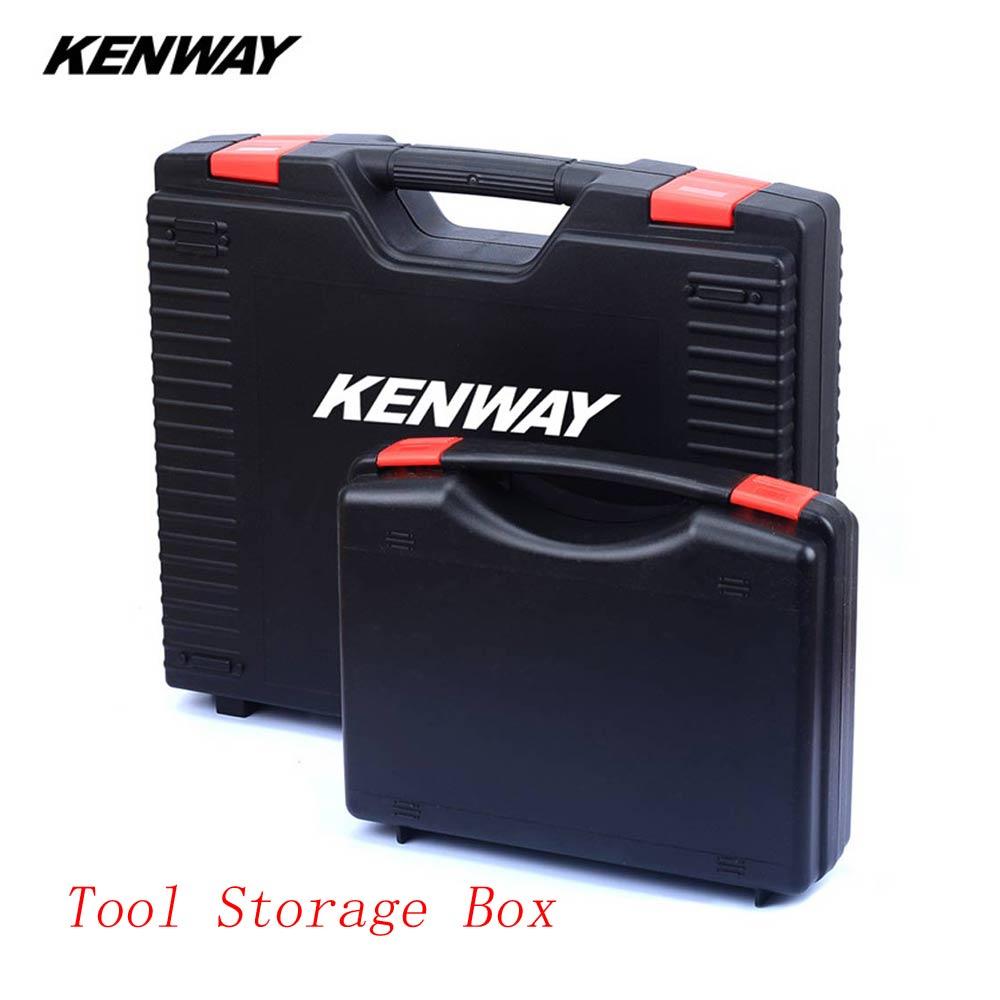 Ремонтный инструмент KENWAY для велосипеда, коробка для хранения инструментов, портативный ручной инструмент для горного велосипеда, многофу...