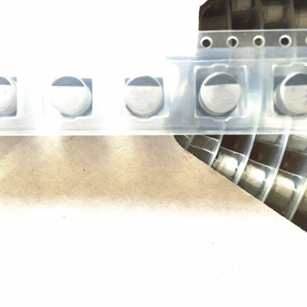 SMD 1-470UF Aluminum Electrolytic Capacitor 6.3V 16V 25V 35V 50V Capacitors
