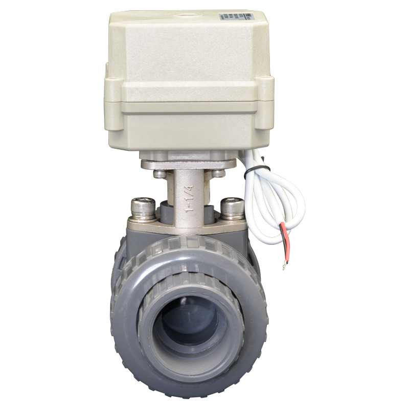TF-P2-C Series Electric PVC Valve