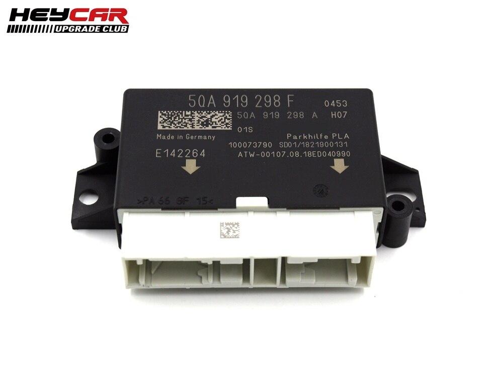 5QA 919 298 F Control Unit Parking Assistant PDC PLA 3 0 Module For Golf 7