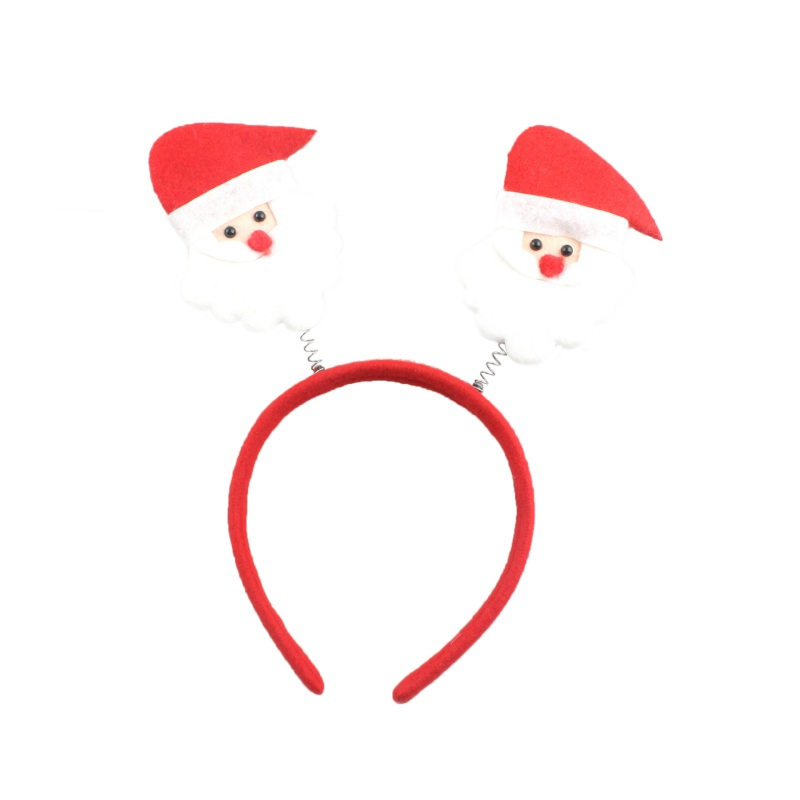 New Baby Christmas Gloves Infant Winter Santa Claus And Gloves Decoration Two Kinds Headbands Y13