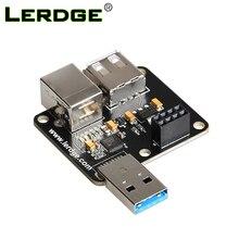 Lerdge 3D-принтеры часть USB модуль pc-связаны модуль печати интернет-печати для lerdge материнской 32bit контроллер